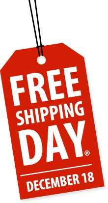 Saving 4 A Sunny Day: Woot! Woot! It's Free Shipping Day!
