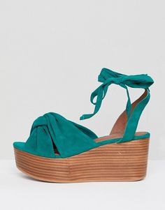 bdeed21f28 Discover Fashion Online High Sandals, Green Shoes, Asos, Hot Shoes, Crazy  Shoes
