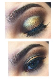 look 2/7 with the abh prism palette!