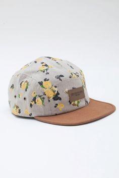 MEADOWLARK II 5 PANEL HAT - $37.00 (obeyclothing.com)