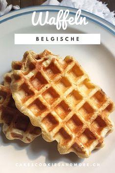 WM Rezept belgische Waffeln Cakes, Cookies and Dessert Cake Recipes, Delicious Cake Recipes, Yummy Cakes, Cookie Recipes, Best Waffle Recipe, Waffle Maker Recipes, Breakfast Cookie Recipe, Waffle Cake, Beignets