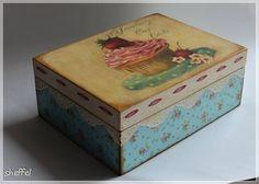 shabby chic box