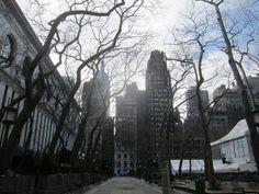Bryant Park. NYC by voces, via Flickr