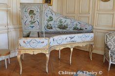 Clavecin Blanchet du Château de Thoiry ©