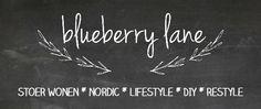 Blueberry lane | Style je plafond
