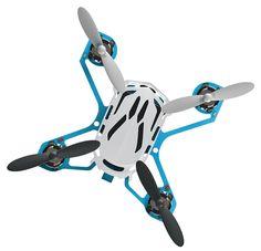 Image of Estes Syncro Nano-size Radio-Controlled Quadcopter (White)