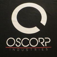 OSCORP INDUSTRIES XL T-SHIRT - NEW - MARVEL AMAZING SPIDER-MAN 2