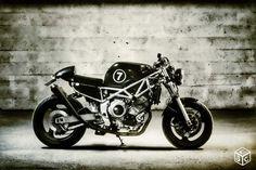 Yamaha TRX 850 Cafe Racer Motos Paris - leboncoin.fr