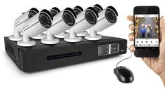 Compare #720p and #1080p #Security #camera Before Choosing One