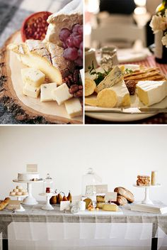 Cheese and crackers please!: My mom and I always used to bond over late night snacks of cheese and crackers. Its still a comfort food to me.