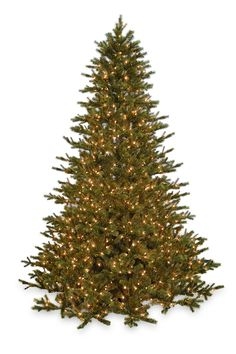 the wexford spruce sets itself apart from other artificial christmas trees with its upward sweeping branch limbs and densly packed foliage