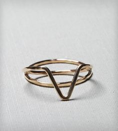 Second Point Ring