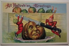 creepy vintage holiday pictures   erin mccarthy filed under history holidays halloween lists