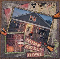 Home Sweet Home - Scrapjazz.com