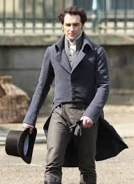 Matthew Rhys as Mr. Darcy in the upcoming Death Comes To Pemberley. Something to look forward to.
