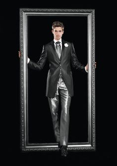 New Wedding Men's Formalwear Suit and Accessories 50%polyester50%wool Discount