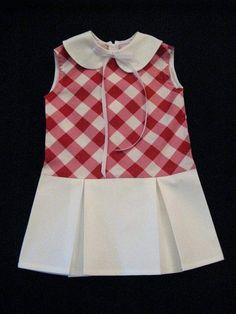1972 Retro style dress by faithworks4u on Etsy, $38.00