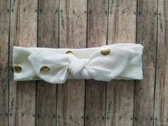 Your place to buy and sell all things handmade Gold Polka Dots, Gold Foil, Headbands, All Things, My Etsy Shop, Buy And Sell, Check, Flowers, Handmade