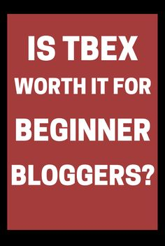 In March 2017, I attended at the TBEX conference (Travel Bloggers Exchange) held in Jerusalem. By that time, my blog was only five months old. Was it worth the investment?