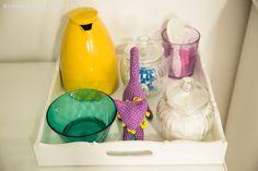 Dona de casa de primeira viagem: Kit Higiene Diferente