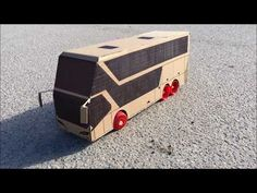 handmade cardboard box house great how to make rc bus cardboard toy diy of handmade cardboard box house Cardboard Bus, Cardboard Box Houses, Cardboard Crafts, Monster Truck Toys, Toy Trucks, Toy Diy, Diy Toys, Helicopter Craft, Bus Drawing