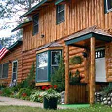 Pine Ridge Lodge near Lewiston, MI - love to visit our good friends Doug & Suzan Stiles here