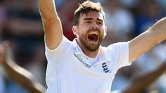 Cricket analyst Simon Hughes examines how swing bowling and the return to form of James Anderson could be the key to the fourth Test between England and India at Old Trafford. England Cricket Team, James Anderson, Cricket Bat, Old Trafford, Number One, Bowling, Pitch, Balls, Legends