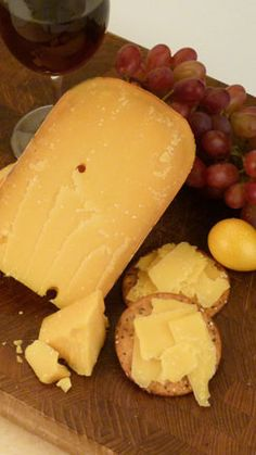 Noord Hollander - my new fave cheese, aged gouda with caramely flavor and crystallization