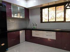 Decor, Kitchen Design, Cabinet, Modular, Beautiful Kitchens, Home Decor, Kitchen Cabinets