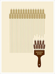 Okkervil River poster by Jason Munn of The Small Stakes Gig Poster, Typography Poster, Typography Design, Band Posters, Music Posters, Jason Munn, Music Illustration, Indie, Print Ads