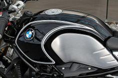 BMW R 1200 Nine-T -Cafe Racer- par Boxer Design 2015 - 12