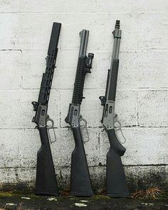 Rifles marlin