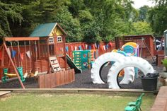 outdoor spaces for kids | home with Kids Play Area Outdoor, this pictures design tell about Kids ...