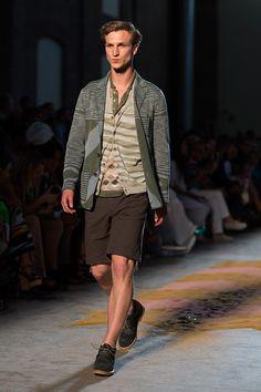 sweet layering.  Missoni – Men's Spring/Summer 2013