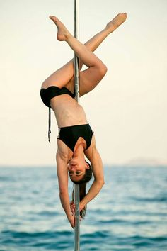 Pole Dance.. need to give this a try