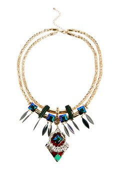 Statement Jewelry - Bold Necklaces, Earrings