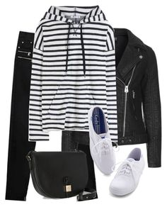 """""""OOTD - boxing day shopping"""" by elenaday ❤ liked on Polyvore featuring Zara, Topshop, T By Alexander Wang, Keds and Mulberry"""