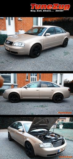 For sale on TuneZup: #Audi A6