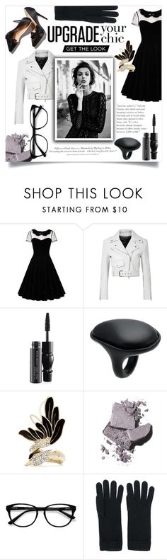 """Reversing Expectations"" by orchidsong0710 on Polyvore featuring Calvin Klein 205W39NYC, H&M, MAC Cosmetics, Uma 