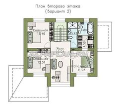 План цокольного этажа  (прямой) Catalog, Floor Plans, House Design, Architecture, Villa, Home Decor, Houses, House Construction Plan, Homemade Home Decor