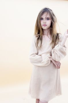 Chic and simple beautiful kids fashion at Lamantine Paris for spring 2015