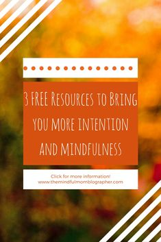 Mindful living | free resources | 30 day challenge | guided meditation | intentional living | mindfulness | how to be mindful | how to be intentional | how to live intentionally | mindfulness tips | mindful living tips