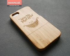 Wood iPhone 5S case  Cheshire cat iPhone 5 case  Disney by nonmass, $25.00