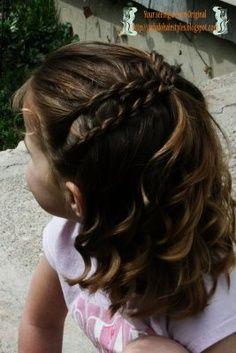 Ver peinados de primera comunion