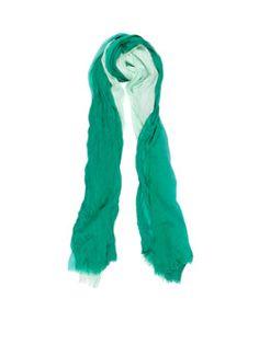 Benetton Sjaal in twee kleuren