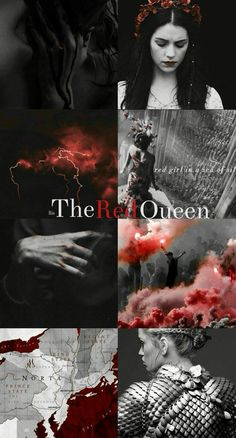 Guarda Escarlate - Red Queen (Victoria Aveyard)