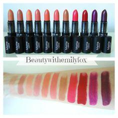 184 Best Swatches Images In 2015 Lipsticks Glitter