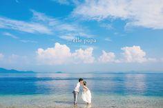 【滋賀】日吉大社と、琵琶湖とかいて「海」と呼ぶロケ の画像|*elle pupa blog* Minimalist Wedding, Fashion Photo, Wedding Photos, Wedding Photography, Swimming, Victoria, Clouds, Outdoor, Image