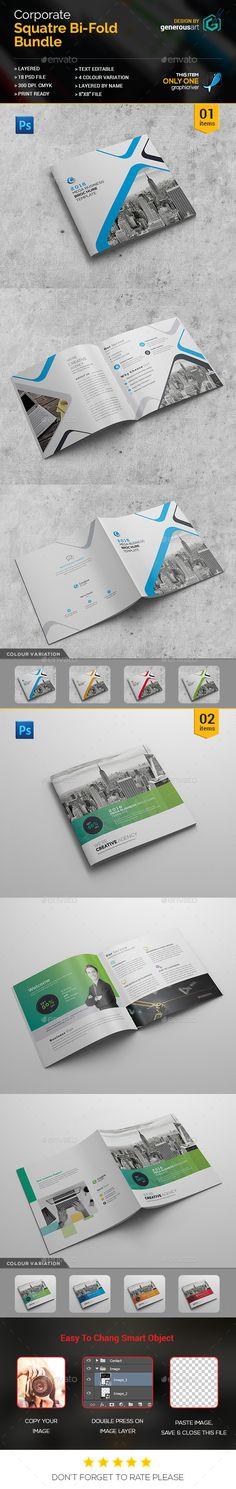 Square Bi-Fold 2 in 1 - Brochures Print Templates Download here : http://graphicriver.net/item/square-bifold-2-in-1/16834828?s_rank=77&ref=Al-fatih