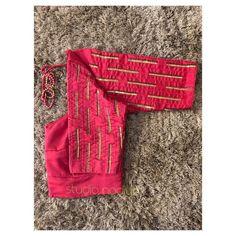 Blouse Designs High Neck, Hand Work Blouse Design, Simple Blouse Designs, Stylish Blouse Design, Hand Embroidery Design Patterns, Designer Blouse Patterns, Aari Embroidery, Pattu Saree Blouse Designs, Textiles